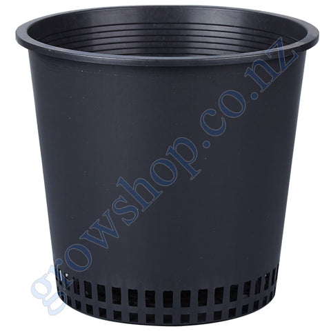 5.4 Litre Mesh Based Large Wick Pot Black