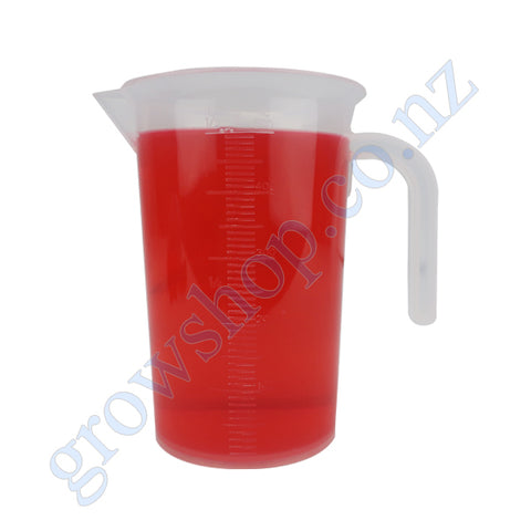500ml Graduated Measuring Jug Clear Plastic