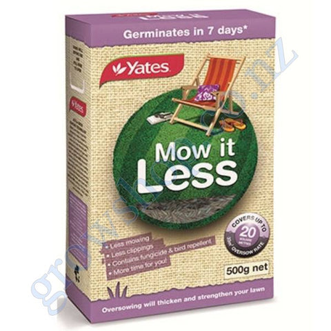 Mow It Less Lawn Seed 500 Gram Yates