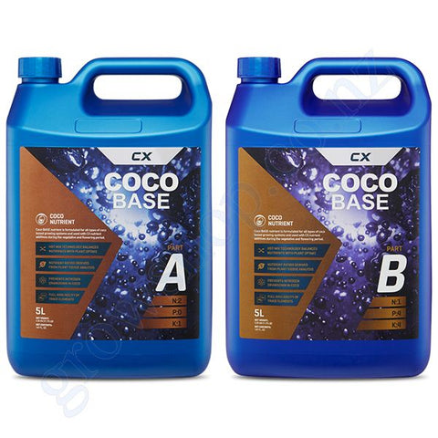 CX Coco Base 2 x 5 Litre A&B