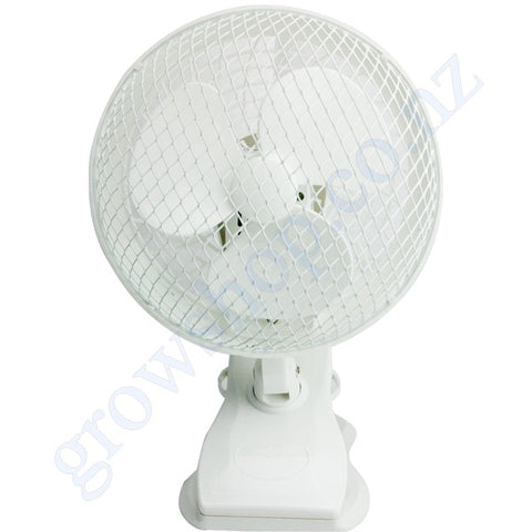 Fan 160mm 2 Speed 15w Clip - Wall Fan (Does not Oscillate)