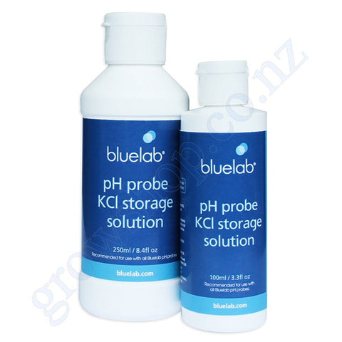pH Probe KCI Storage Solution 100ml bluelab