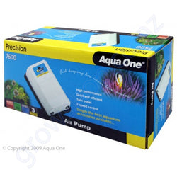 Air Pump 360 Litre - Hour 2 Outlet Aquaone
