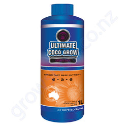 Ultimate Coco Grow CX 1 Litre Single Part