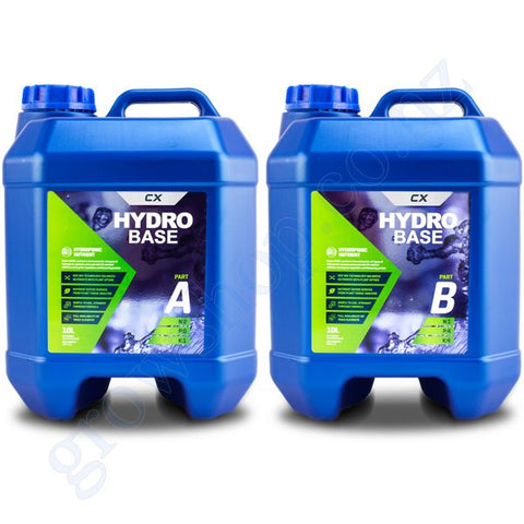 CX Hydro Base 2 x 10 Litre A&B