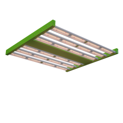 300w 6 Bar Model C - Full spectrum LED Grow Light