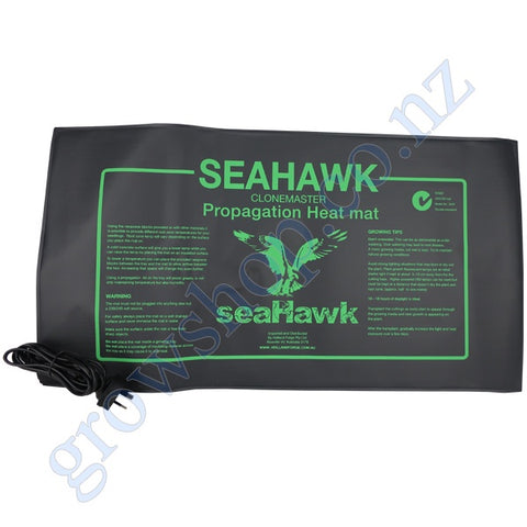 Heat Mat 350mm x 644mm - 35 Watt - Sea Hawk