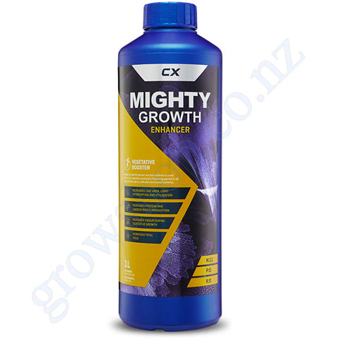 Mighty Growth Enhancer CX 1 Litre
