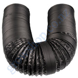 Combi Ducting 100mm x 10 Metres - Foil Inside Heavy Duty PVC outer
