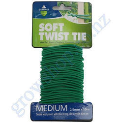 Twist Tie Soft 2.5mm x 10 Metre