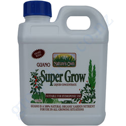 Guano 10-10-2 Supergrow 1 Litre
