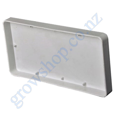 100mm x 50mm NFT Gully End Cap