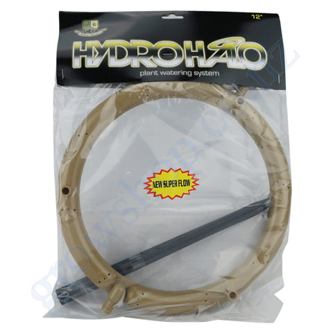 "Hydro Halo - Horse Shoe Watering Ring 12"" - Two per pack"