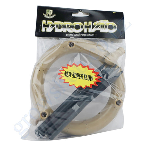 "Hydro Halo - Horse Shoe Watering Ring 6"" - Two per pack"