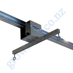 Light Mover c/w 400mm Crossbar Fitting Mount & 1.2 Metre Rail Jupiter 2