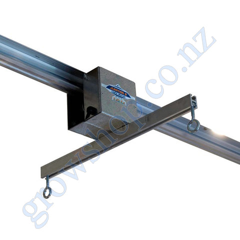Light Mover c/w 400mm Crossbar Fitting Mount & 2 Metre Rail Jupiter 2