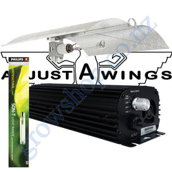 Light Kit 400w Digi Blackline Ballast, Son-T Agro Philips HPS Lamp & Medium Enforcer Adjustawings