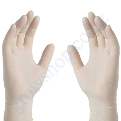 Glove Latex Xtra Large Pack of 100