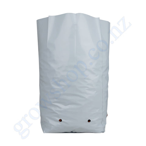 Planter Bag 11.34 Litre White-Black Pack of 25