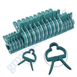 Plant & Garden Clips 10 x Small & 10 x Large Clips per pack