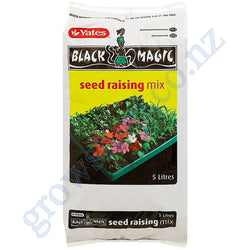 Seed Raising Mix Black Magic 15 Litre