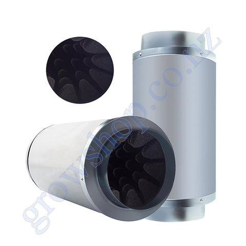 Inline Duct Silencer 250mm