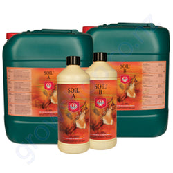 House & Garden Soil 2 x 1 Litre A & B Set
