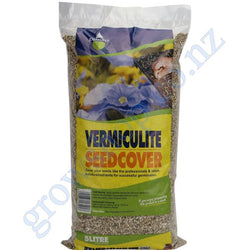 Vermiculite Medium Grade 5 Litre Bag