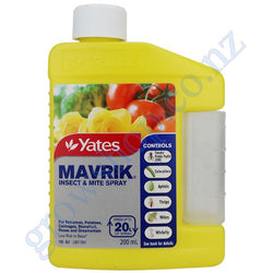 Mavrik Insect Spray 200ml Yates