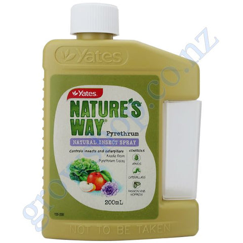 Nature's Way Pyrethrum 200ml Yates