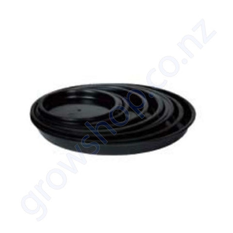 Saucer 200mm Heavy Duty Plastic