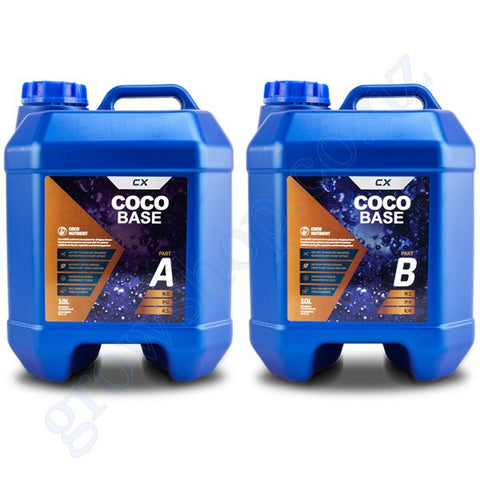 CX Coco Base 2 x 10 Litre A&B