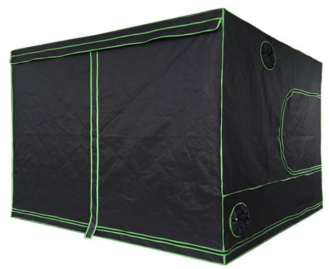 Grow Tent Hulk Silver 2400 x 2400 x 2000mm