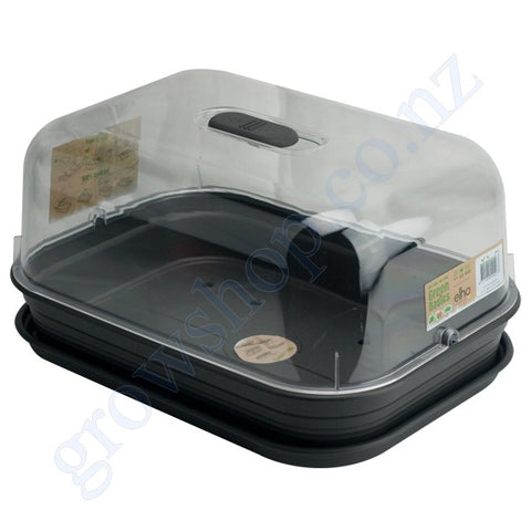 Propagation Chamber Large 360mm x 260mm x 210mm Complete with Saucer, Tray, Humidity Lid
