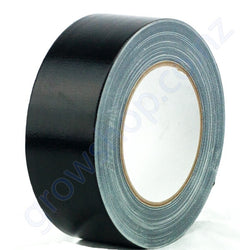 Gaffa Cloth Duct Tape Black 48mm x 30 Metres
