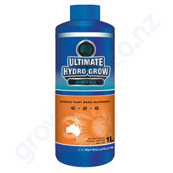 Ultimate Hydro Grow CX 1 Litre Single Part