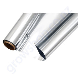 Mylar 7.6 Metre x 1.2 Metre Roll 2 MIL - Highly Reflective Film
