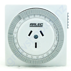 Timer 24 Hour Dial Arlec PC627