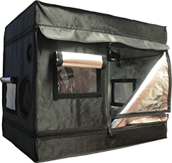Grow Tent Hulk Silver 750 x 600 x 500mm