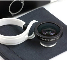 180 degree fisheye lenses optical lens photo kit for iPhones