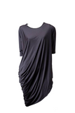 Beautique Designs Dia Tunic Black