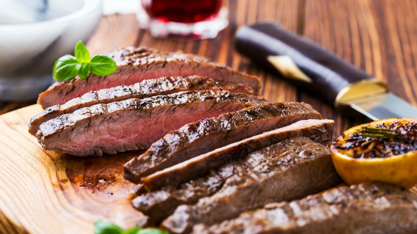 bison london broil roast