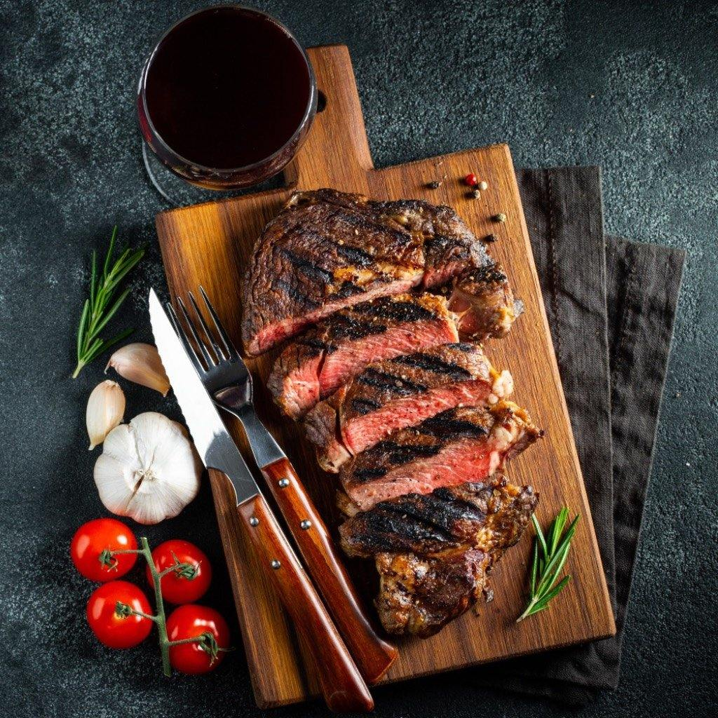 Ribeye Steak - Buck Wild Bison Meat