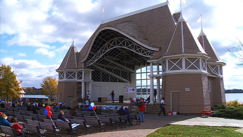 Lake Harriet Bandshell Minneapolis Minnesota