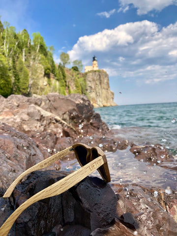 Split Rock Lighthouse State Park Pepin Sunglasses Lifted Optics Top 5 List