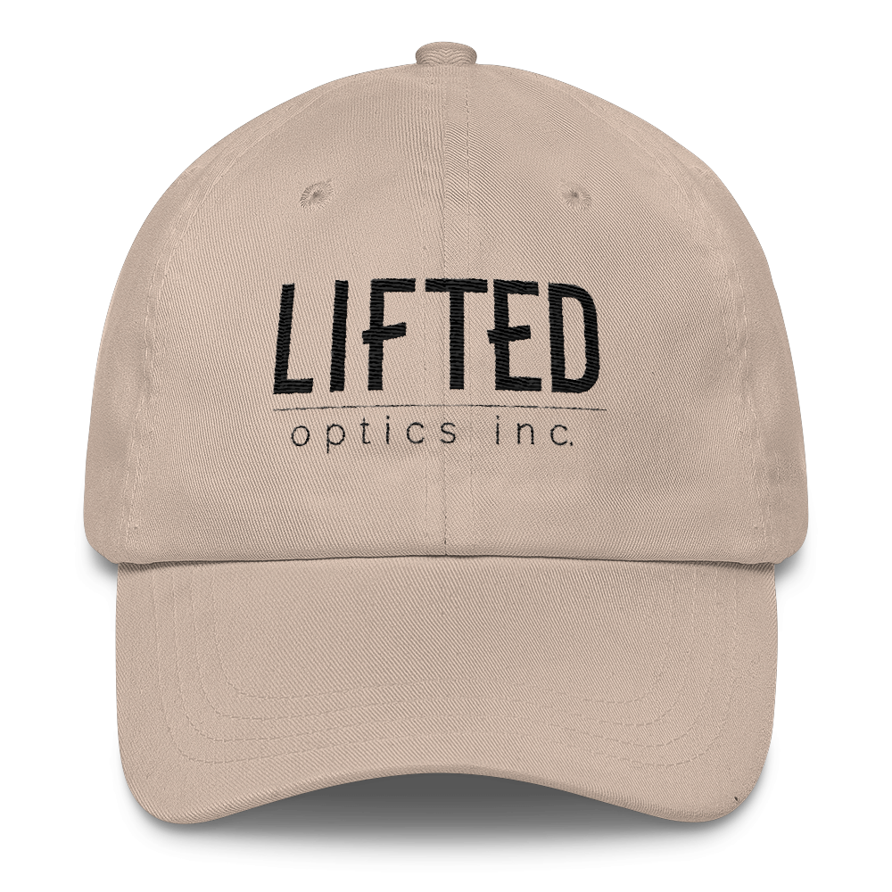 Classic Dad Hat - Lifted Optics