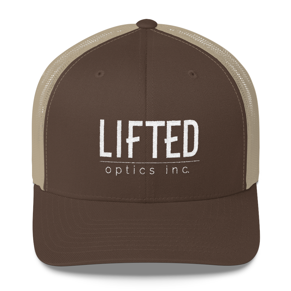 Mesh Back Hat - Lifted Optics