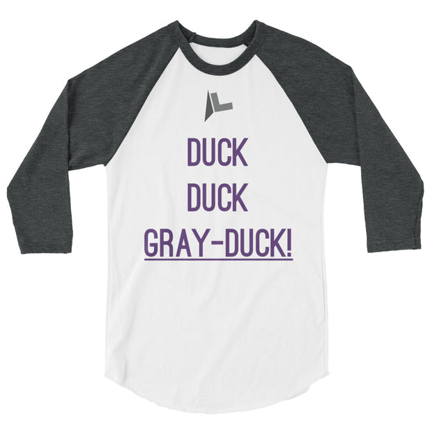 Gray Duck Jersey Tee - Lifted Optics