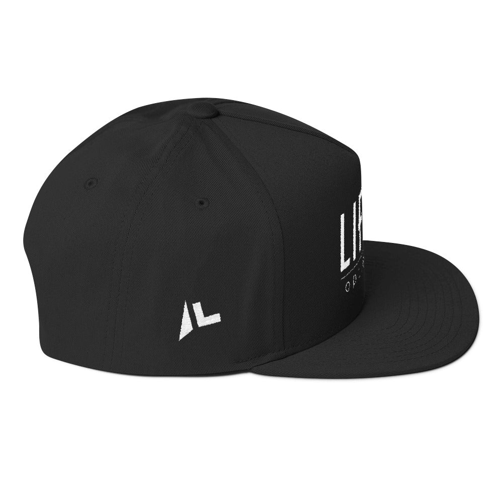 Flat Bill Snapback - Lifted Optics