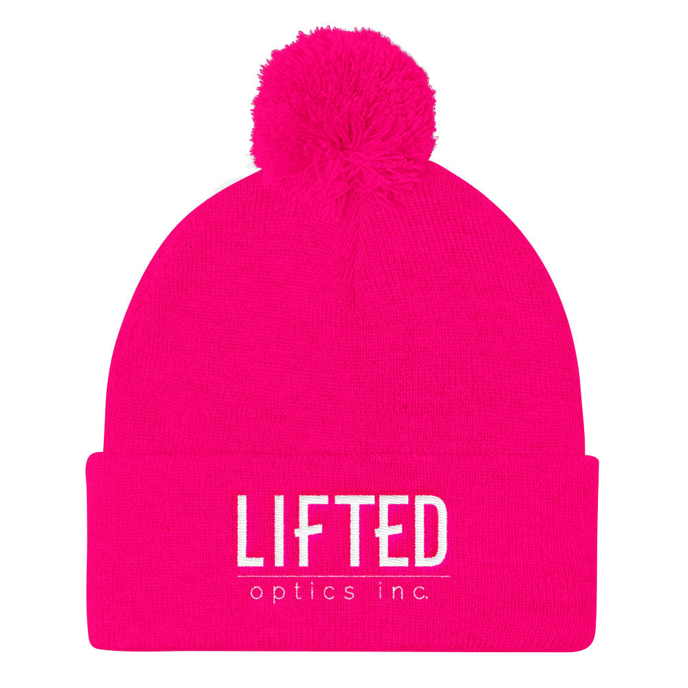 Pom Beanie - Lifted Optics